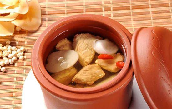 冷风来袭 是时候煲碗汤了