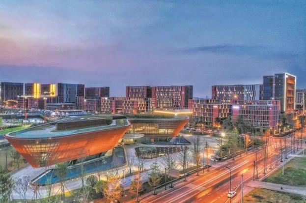 成都天府国际生物城打造宜业宜居新城